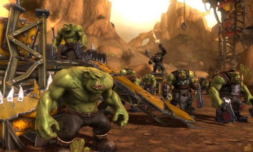 pamkhat:  THQ's Dark Millennium MMO no longer an MMO Dark Millennium Online MMO no longer an MMO.  Instead, it will be released as a single player experience with multiplayer aspects.  This saddens me greatly. I was really looking forward to roleplaying in this game. Guess I better find a D&D group in my area. Or better yet, a Deathwatch group.
