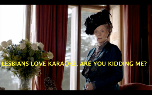 Dowager's Words of Wisdom