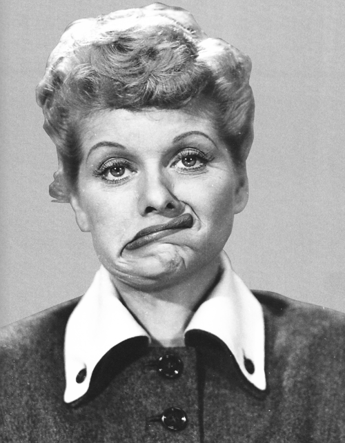 theniftyfifties:  Lucille Ball