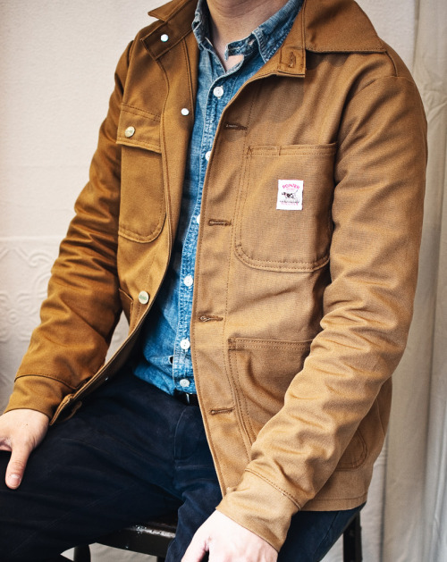 Pointer Brand Chore Jacket