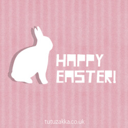 tutuzakka:  Happy Early Easter! Share this with everyone you love?