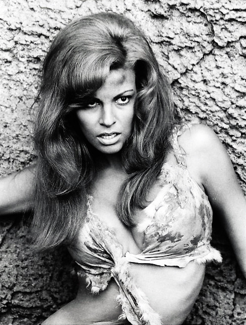 Raquel Welch in One Million Years B.C. (1966)