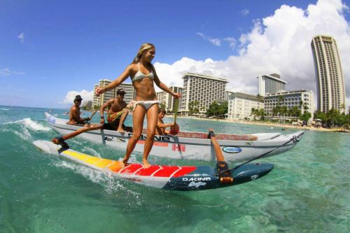 bombereyewear:  Vanina Walsh at the pops ah choy surf fest '11