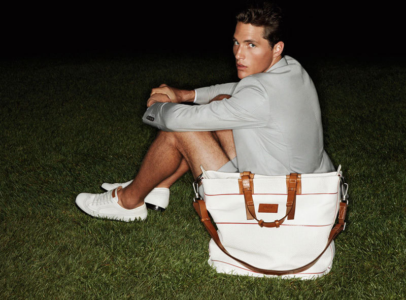 ollie edwards for bally ss 2011 by: daniel jackson