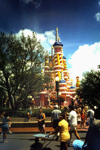 Walt Disney World 1997 by trecrowns on Flickr.