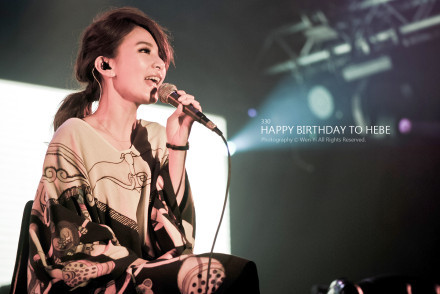 Happy Birthday to the girl with the most angelic voice in the world, Hebe!  <3<3<3