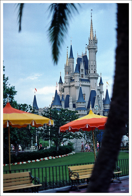 Kodachrome Castle by hz536n/George Thomas on Flickr.