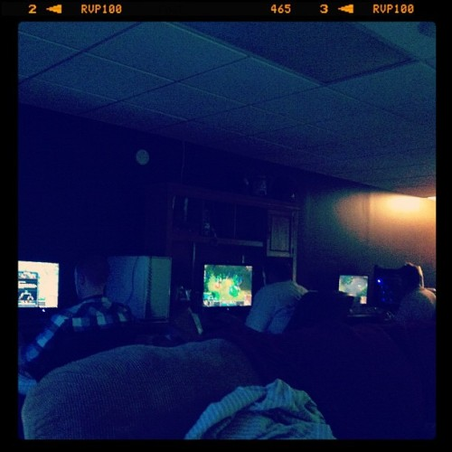 This is how we roll everyday after work XD (Taken with instagram)