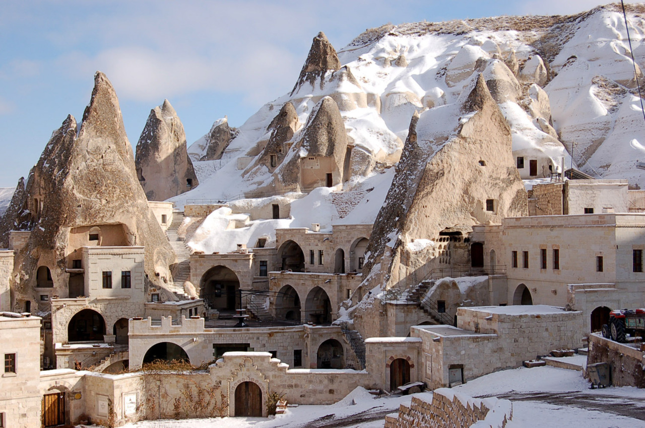 mindrive:  Fiary Chimney Hotel | Göreme, Turkey