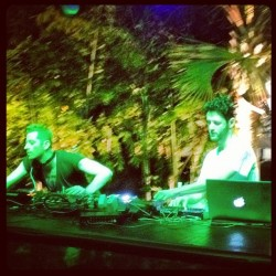 @DavideSquillace & @GuyGerber threw the #best #set @ #flyingcircus #wmc2012 #miami #mmw #villa221  (Taken with instagram)