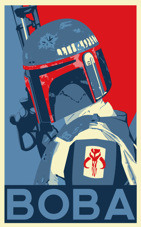 Boba Fett : yes he can!