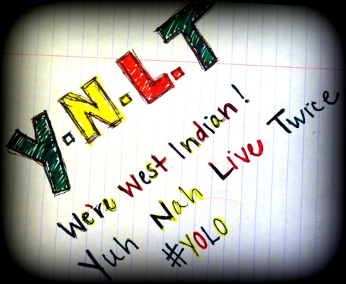 whatrissadoes:  Yolo; the coolie version (: