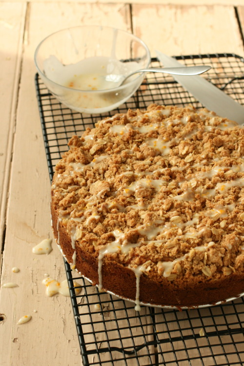 thecakebar:  apple coffee crumb cake! (recipe)