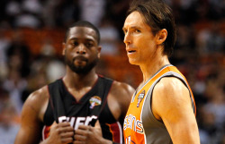 Steve Nash open to playing with Miami Heat next season