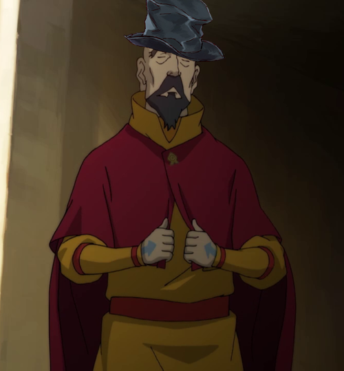 Tenzin + Dio's hat = Greatness