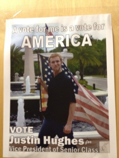 eggplantcrusader:  Student elections are going on at school. I want to vote.