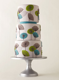 Modern wedding cake inspiration…