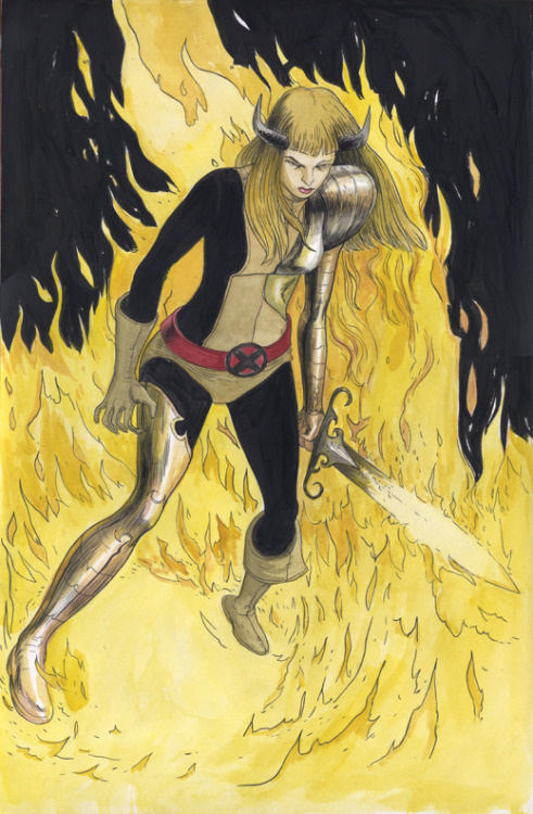 Magik by Farel Dalrymple  yesssss