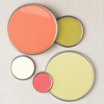 Pops of Sherbet [by Adam Albright for Better Homes and Gardens]