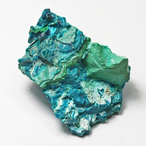 WCRY11 Chrysocolla Crystal. at The Gem Shop on We Heart It. http://weheartit.com/entry/24920013