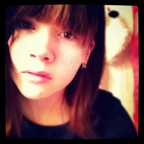 tarvitz:  Godmorgon (Taken with instagram)  Nelly 's cute =3<3