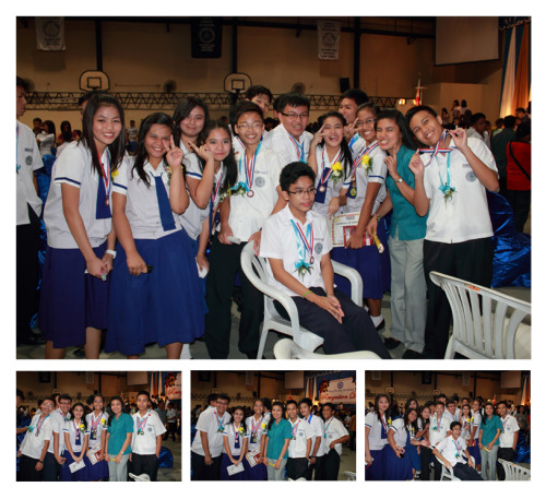 Second Year Sampaguita. <3