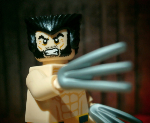itlego:  Snikt! Image by R D L  Must Have!