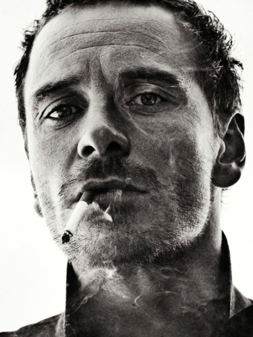 anneyhall:  Michael Fassbender Photo by Sebastian Kim