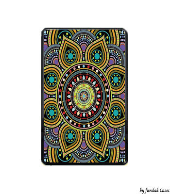 Kindle Fire Case - Beautiful Pattern Hard Case for Kindle Fire, kindle fire cover, kindle case