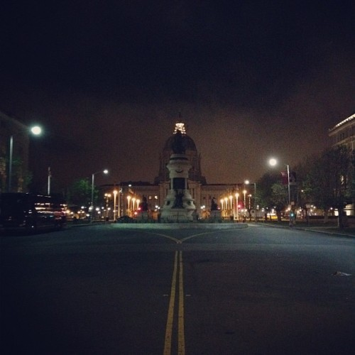 Midnight walk (Taken with instagram)