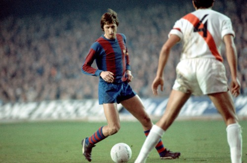 interleaning:  Johan Cruyff, 1976.