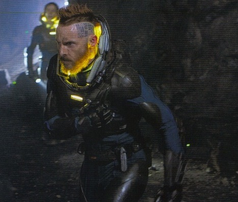Sean Harris lookin' like a badass in Prometheus