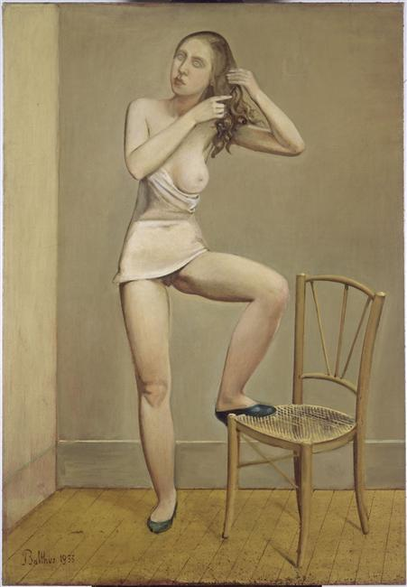 Alice by Balthus, 1933