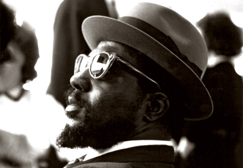 Thelonious Monk, courtesy of Getty Images.