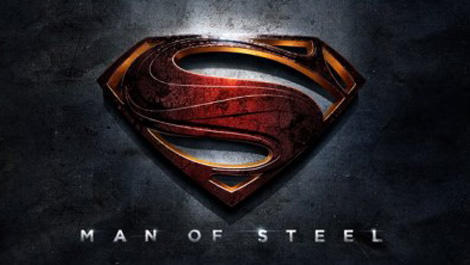 cheetahmoment:  New Man of Steel banner.  I'm so pumped for this movie! It's gonna be LEGEN…wait for it…DARY!!!