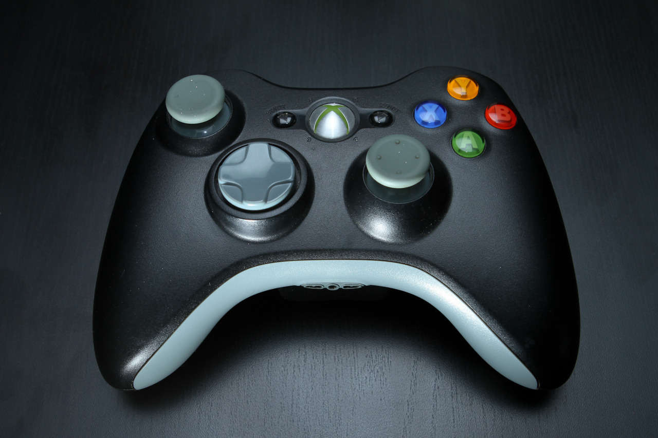 Light Test, Xbox 360 Controller