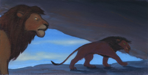 scurviesdisneyblog:  The Lion King Concept Art