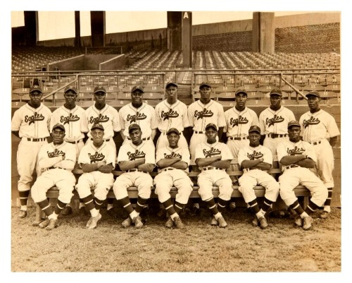 1939 Newark Eagles Team1939 Eagles Team Stats A great team that featured Monte Irvin, Leon Day, Willie Wells and Mule Suttles.