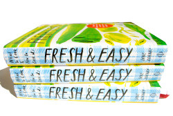 You can now order 'Fresh and Easy', by Jane Hornby, from the Phaidon store! I illustrated the cover and the chapter openers for each section. The cookbook is dedicated to simple recipes using the freshest seasonal produce, and I for one can highly recommend this as a treat for the eyes and the belly! Buy! buy! buy!