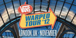 thrashhits:  Vans Warped Tour to return to the UK after 14 year absence