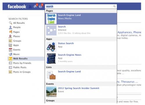 searchengineland:  How Serious Is Facebook About Search? An article in BusinessWeek suggests that Facebook is planning a deeper push into search. Will that be limited to improving search for the site — or will it be something more comprehensive? It's clear that Facebook needs better internal search. Right now the search function at the top of the page is not very useful. Improving Facebook site search seems to be the first objective of an internal team, led by former Googler Lars Rasmussen. Furthermore, if Facebook fixed search, search query volume would immediately go up, which could translate into hundreds of millions of dollars in new annual revenue. Institutional investors will all but demand such a move after the IPO.