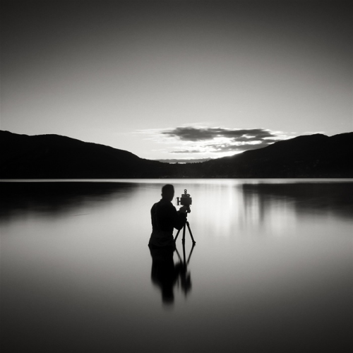 Waiting for the moment by Pierre Pellegrini