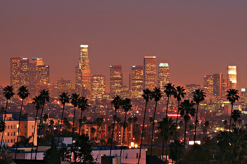 keepcalmandtraveltheworld:  Los Angeles, California