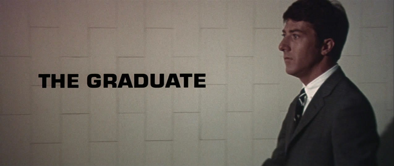 Movie Tittle of The Graduate - 1967