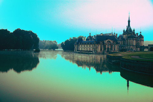 Chantilly. France (by Kinryuu_JFJ)