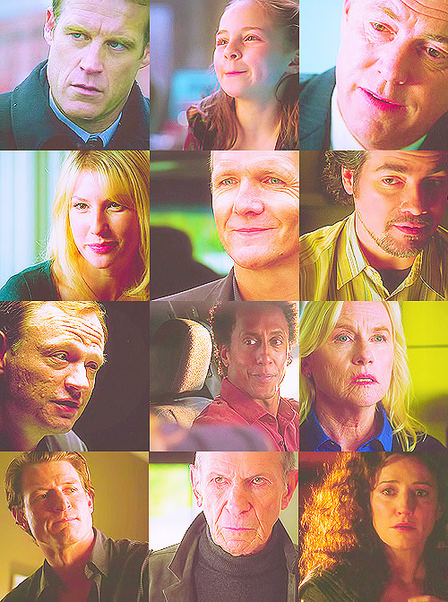 Fringe | Season 1-4  - Best secondary characters