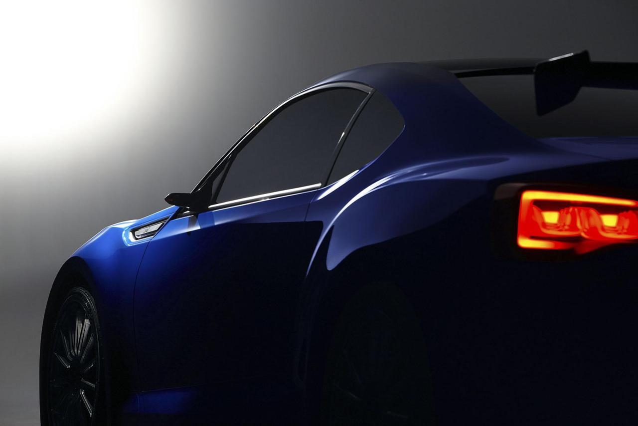 Subaru BRZ. The one you've been waiting for.
