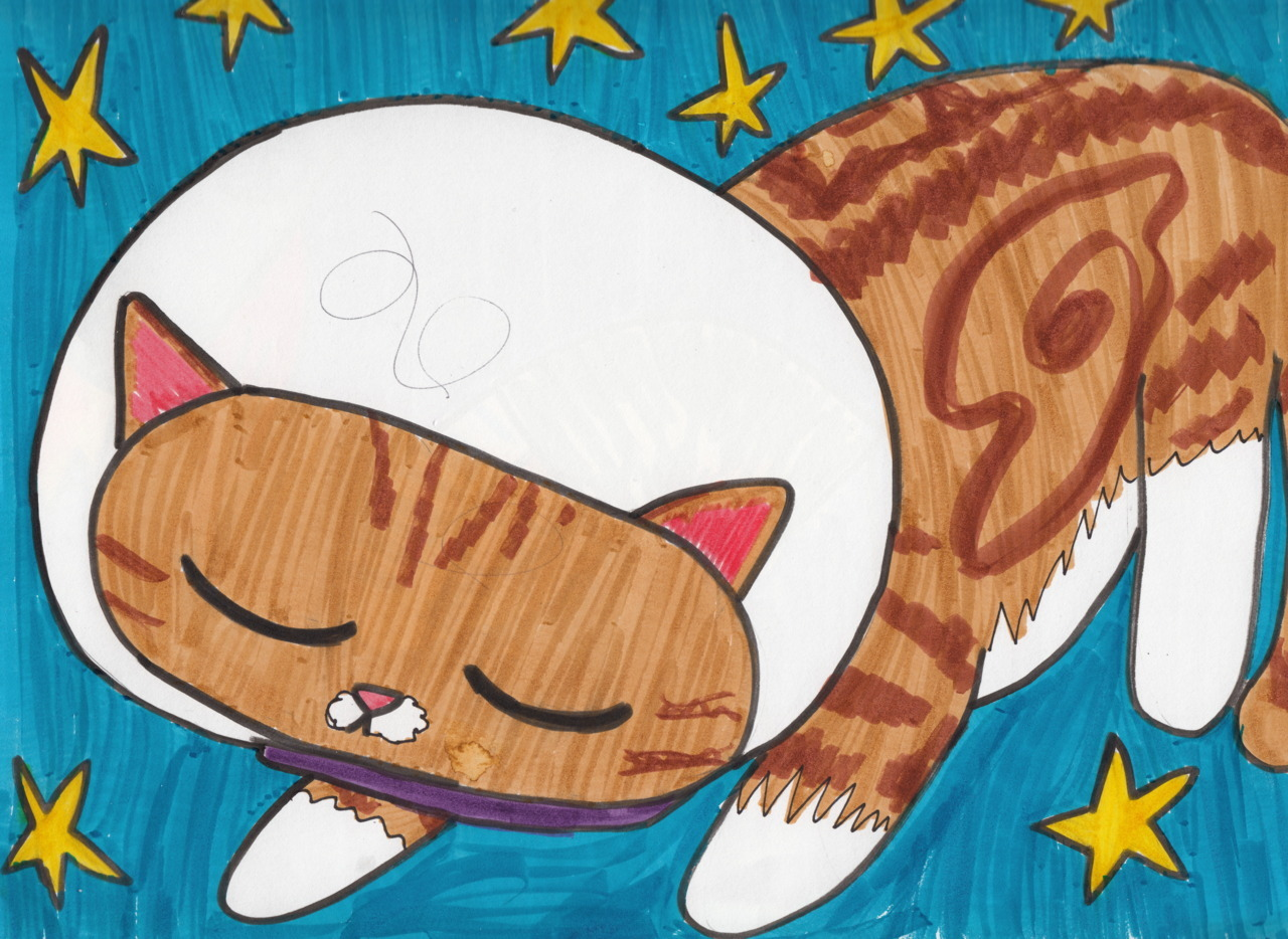 captain-spaceman:  Space Snaps! #webcomic #captainspaceman #mycat  Spacecat. Wrong colors, though. Looks more like Jones.