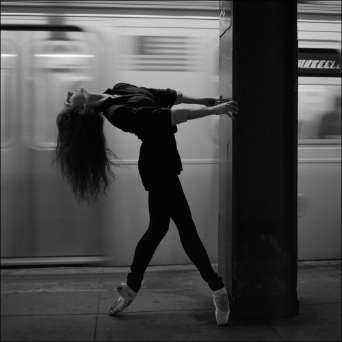 ballerinaproject:       Nicole - 14th street
