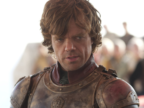 Game of Thrones starts up again on Sunday night. Peter Dinklage returns to the Lannister clan more influential than ever, thanks to a scroll that gives him power by proxy.  (via 'Thrones,' 'Killing' Return — And Revert To Old Habits : NPR)